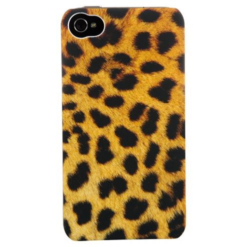 Bliss Hard Case iPhone 4/4S Leopard Print