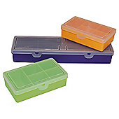 Wham organiser, medium 3 pack