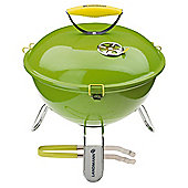 Landmann Piccolino Portable Charcoal BBQ, Lime 31373