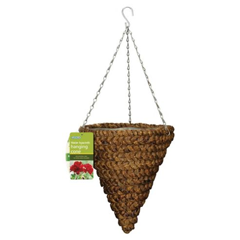 Water Hyacinth Hanging Cone