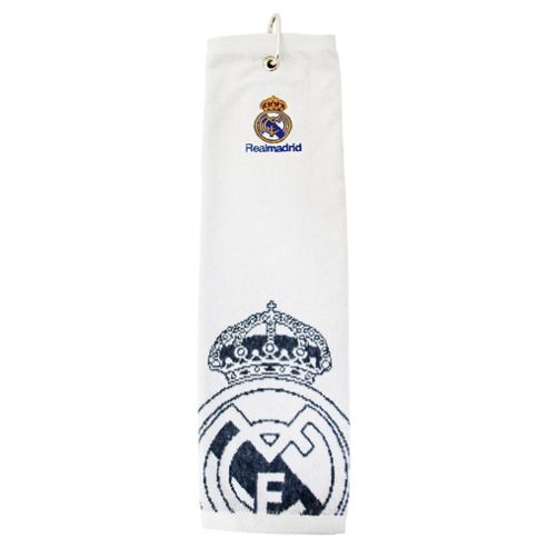 Real Madrid Golf Towel (Tri-Fold)