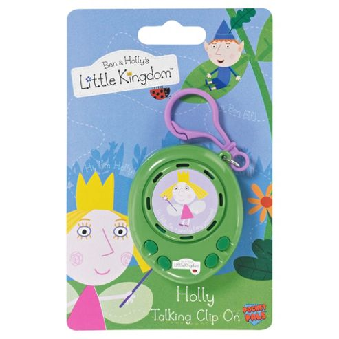 Gear 4 Games Ben and Holly's Little Kingdom Talking Pocket Pal