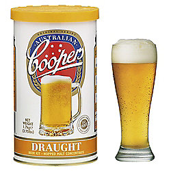 Coopers Draught Beer