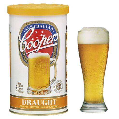 Coopers Draught Lager