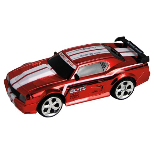 Auldey Power Muscle RC Toy Car Red