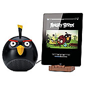 Angry Bird Black Bomber Docking Speaker