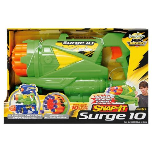 Buzz Bee Surge 10 Water Gun