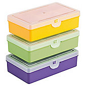Wham organiser, small 3 pack