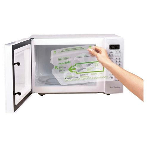 Munchkin Microwave Sterillser Bags