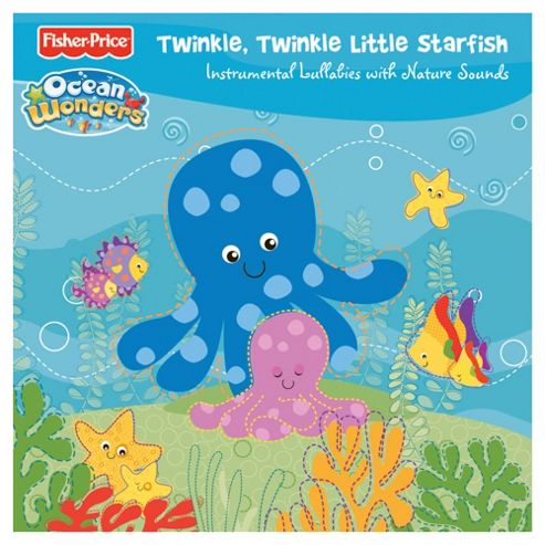 Fisher-Price Twinke Twinkle Litte Starfish