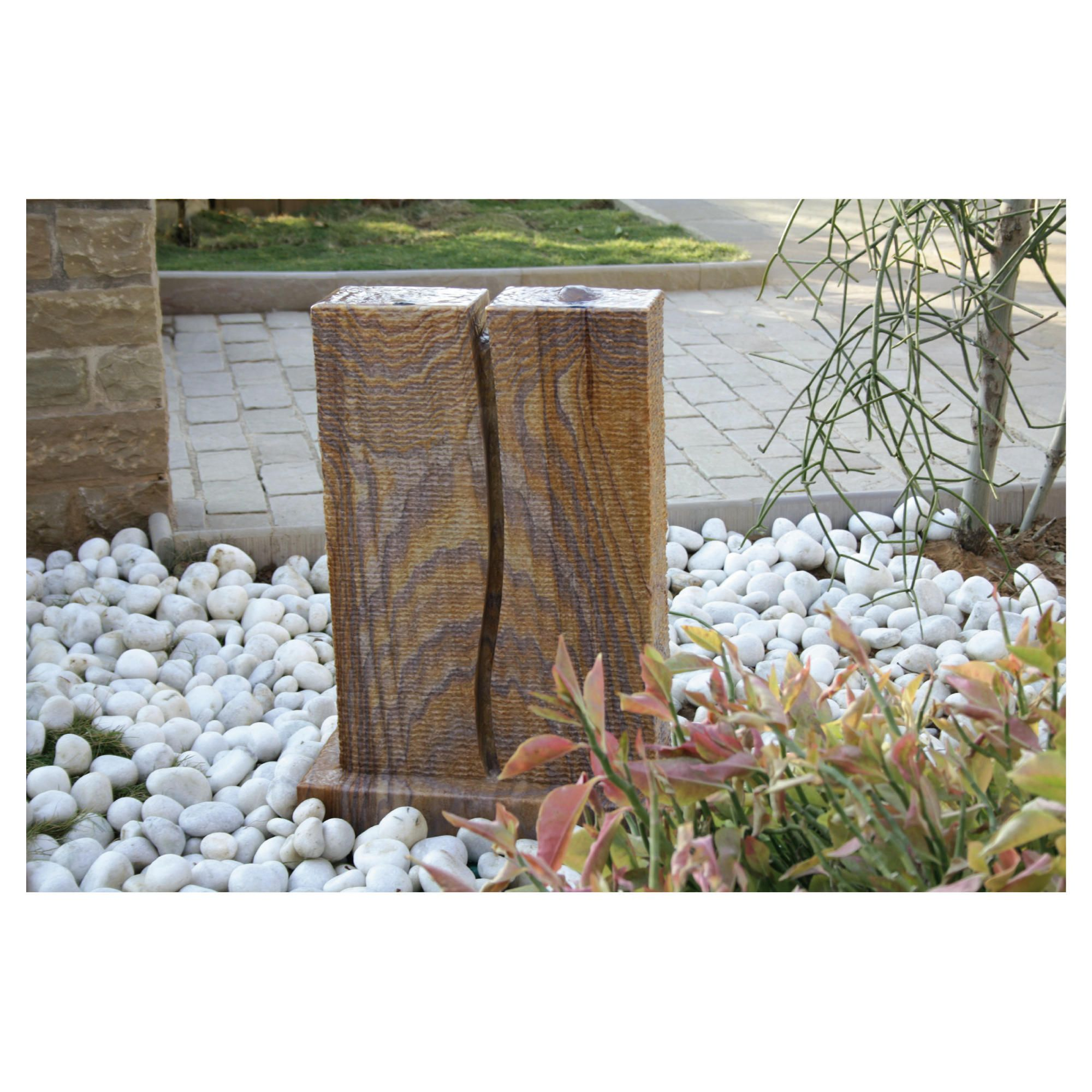 Eridanus Rainbow Water Feature 60cm at Tescos Direct