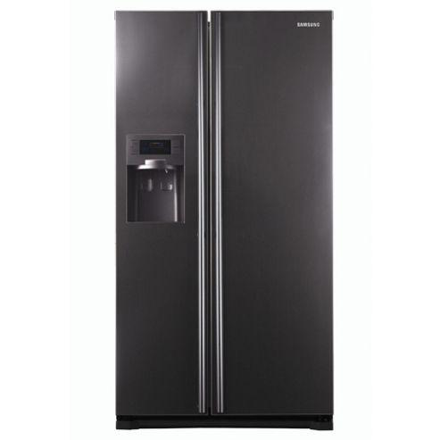 Samsung RSH5UBMH1/XEU Fridge Freezer, Energy Rating A+, Width 91.2cm. Silver