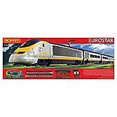 Hornby R1071 Eurostar 00 Gauge Electric Train Set