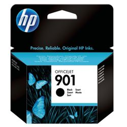 HP 901 Printer Ink Cartridge - Black (CC653AE)