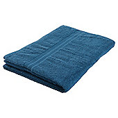 Tesco Hand Towel Denim