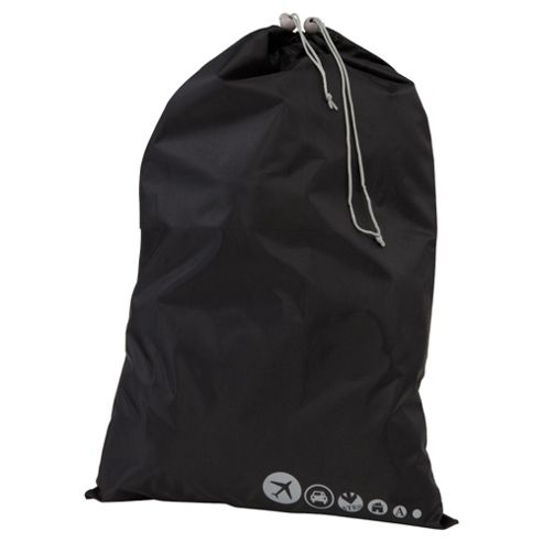 Ordinett Laundry Bag, Black