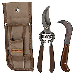 Joseph Bentley Pruning & Holster Set