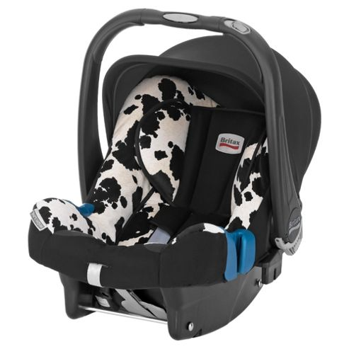 Britax Baby Safe Plus SHR II, Cowmooflage Group 1