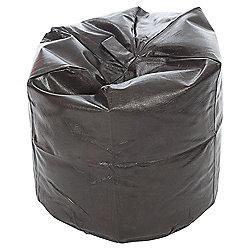 Kaikoo Faux Leather Bean Bag, Brown