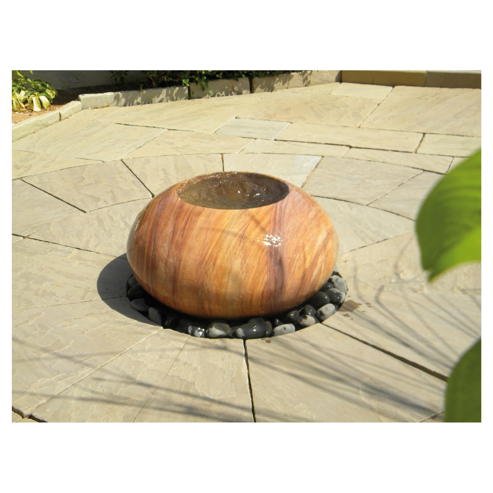 Apus Rainbow Water Feature 40cm at Tesco Direct