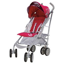Graco Nimbly Pushchair And Raincover,Berry
