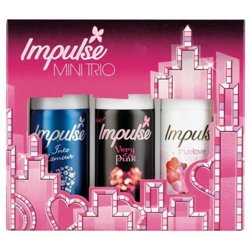 Impulse Mini Trio Set