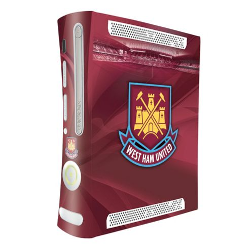 Intoro West Ham United Xbox 360 Skin