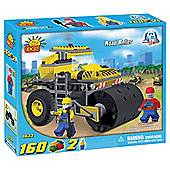 Cobi Action Town 160 Piece Road Roller