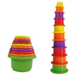 Carousel Stacking Cups
