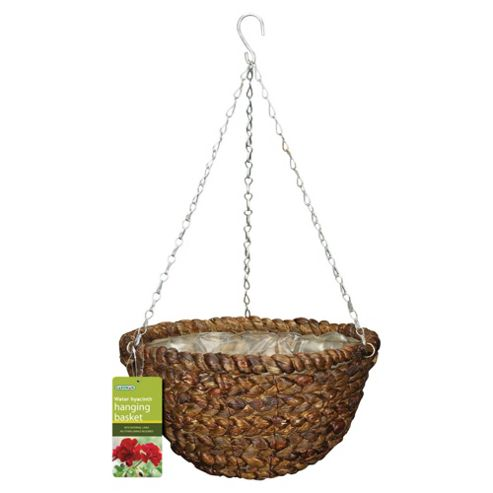 Water Hyacinth Hanging Basket