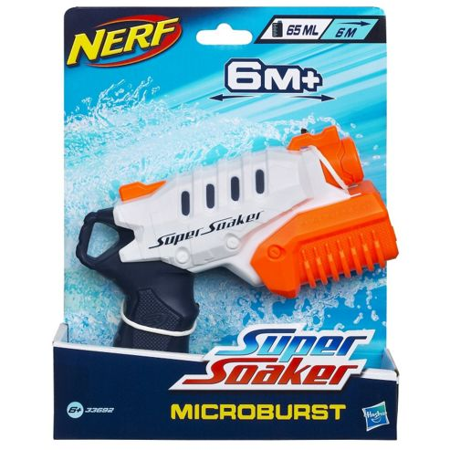 Nerf Super Soaker Microburst Water Gun