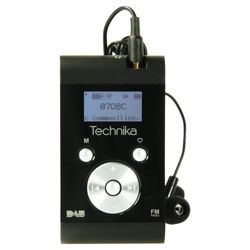 Technika DAB 211PT Pocket Radio