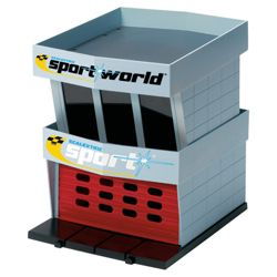 Scalextric C8321 Pit Garage Plastic 1:32 Scale Accessory
