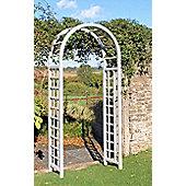 Tesco Rose Ash Arch, Silver