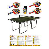 Butterfly Start Sport Table Tennis Table - Green