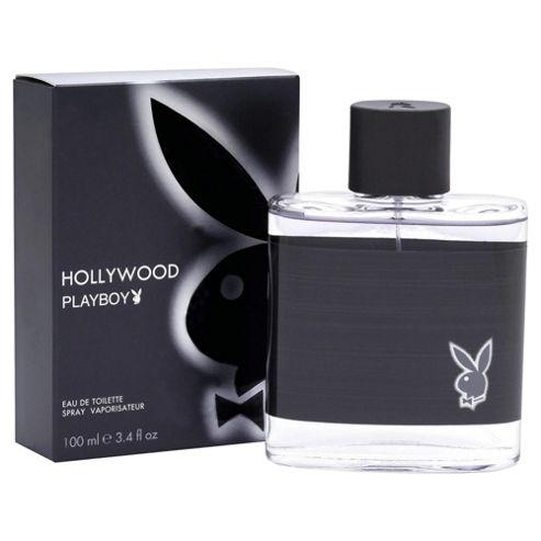 Playboy Hollywood Eau De Toilette Spray 100ml