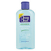 Johnson & Johnson Clean & Clear Cleansing Lotion Sensitive 200ml