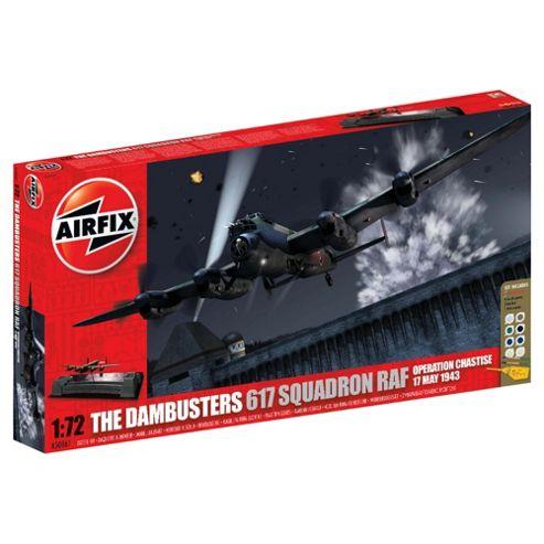 Airfix A50061 Dambusters Gift Set 1:72 Scale Aircraft Diorama Gift Set