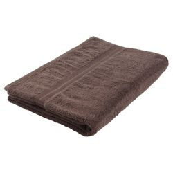 Tesco Bath Towel Dark Natural