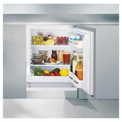 DS Indesit IN TS 1611 Built Under Fridge, Capacity 123 litres, Energy Rating A, Width 58.0cm. White