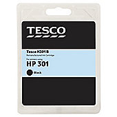 Tesco H301 Black Ink Printer Cartridge (compatible with printers using HP301 cartridges)