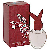 Playboy Play It Rock Eau De Toilette Spray 50ml