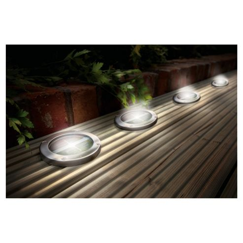 Low Level Border Deck Lights