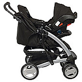 Graco Quattro Tour Travel System Deluxe, Oxford