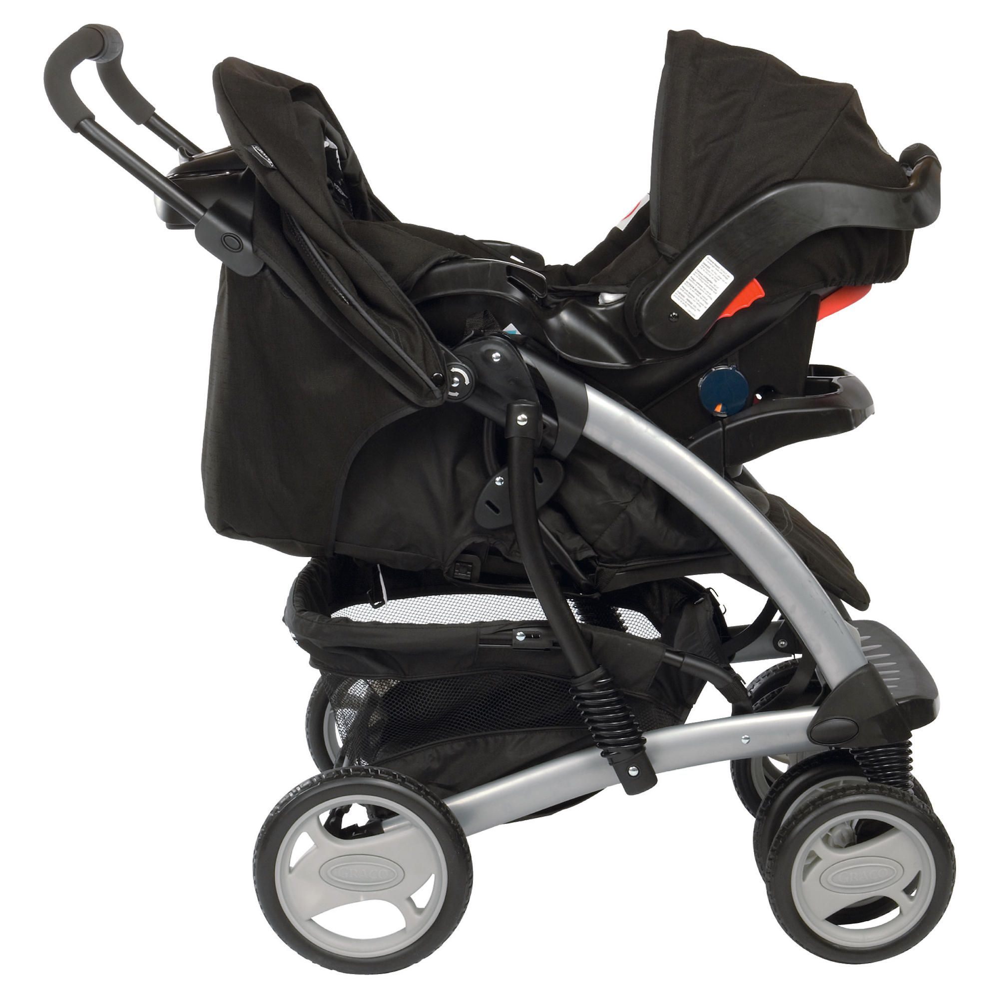 Graco Quattro Tour Travel System Deluxe, Oxford at Tesco Direct