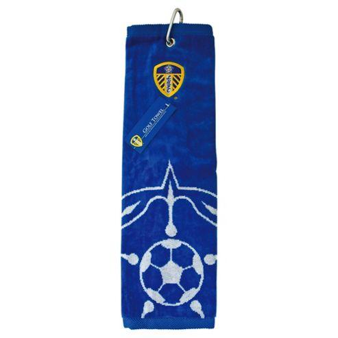 Leeds United Golf Towel (Tri-Fold)