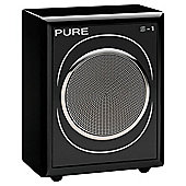 Pure S-1 Speaker Flow - Piano Black - Black