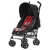 Obaby Atlas V2 Stroller, Red Stripe