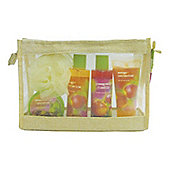 Tesco Extracts Bath And Body Travel Bag