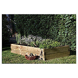 Caledonian Raised Bed Planter 180cm x 90cm